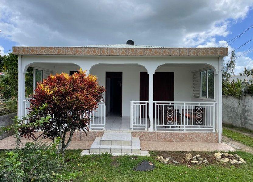 Maison à louer 74.64m2 à Baie-Mahault