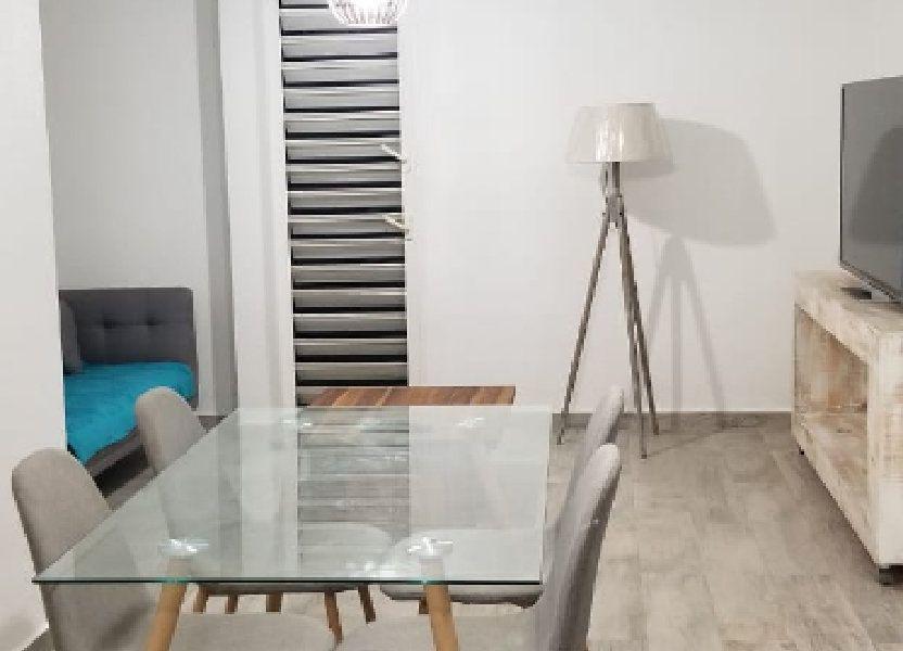 Appartement à louer 60.08m2 à Le Gosier
