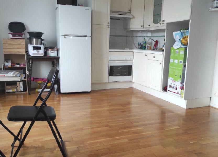 Appartement à louer 32m2 à Le Plessis-Trévise