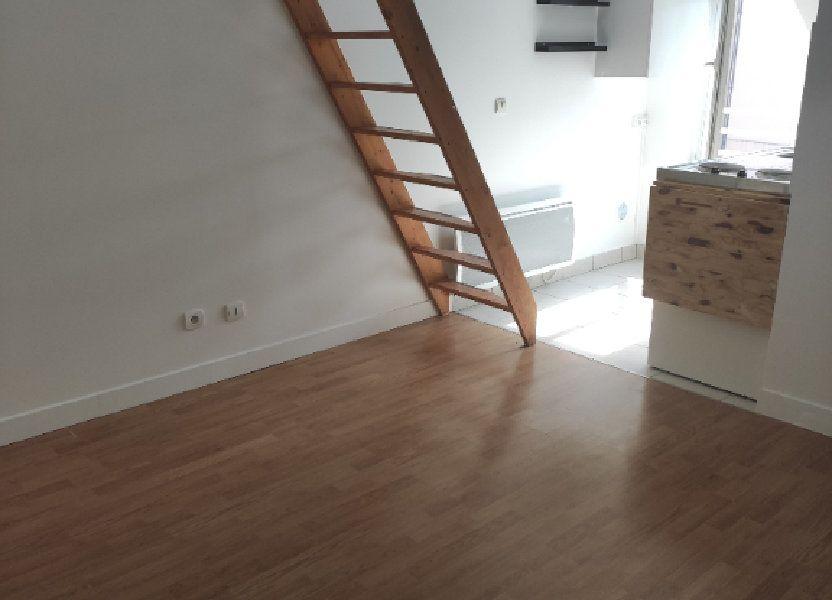 Appartement à louer 21.5m2 à Sucy-en-Brie