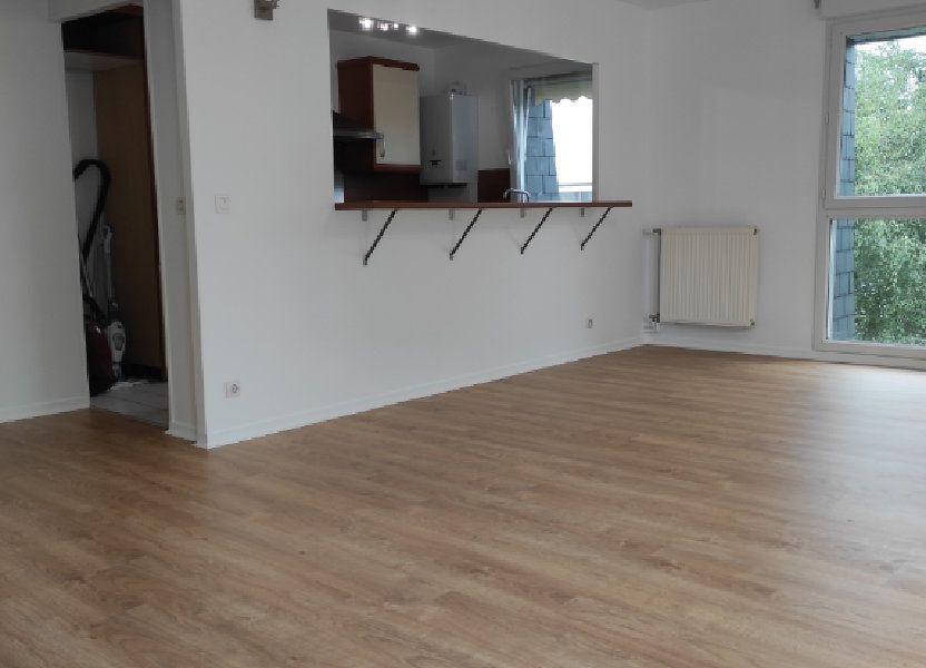 Appartement à louer 77.62m2 à Noiseau
