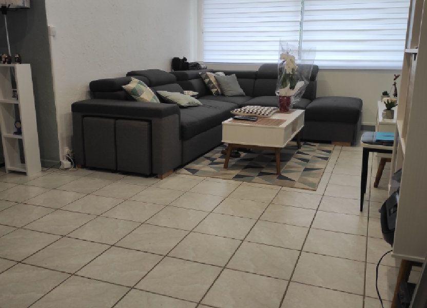 Appartement à louer 63.08m2 à Boussy-Saint-Antoine