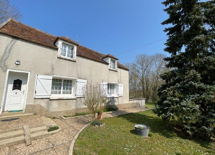 Maison à vendre 140m2 à Abbéville-la-Rivière