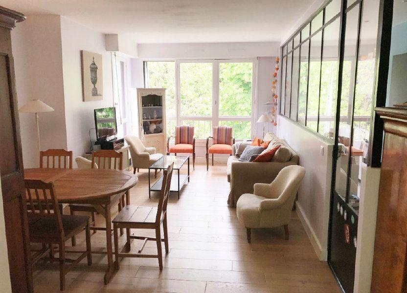 Appartement à louer 98.72m2 à Versailles