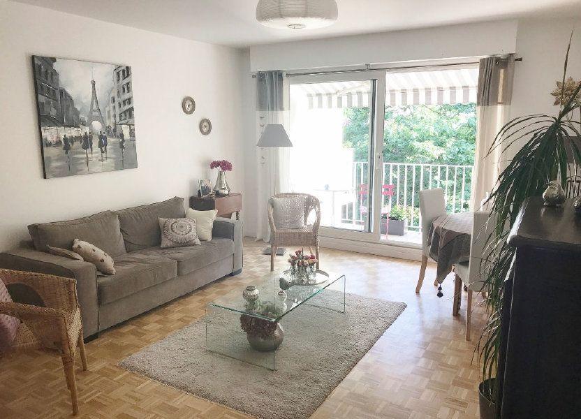 Appartement à louer 54.6m2 à Versailles