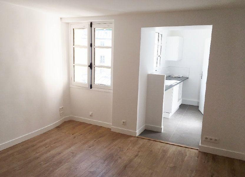 Appartement à louer 21.12m2 à Versailles