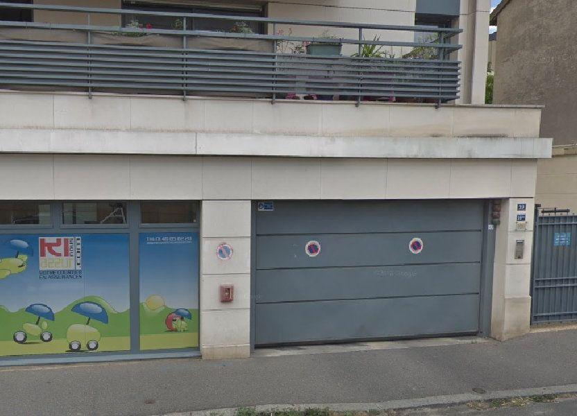 Stationnement à louer 0m2 à Arcueil