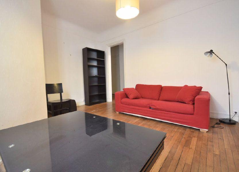Appartement à louer 37m2 à Paris 13
