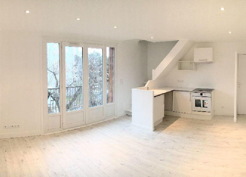 Appartement à louer 66m2 à Arcueil