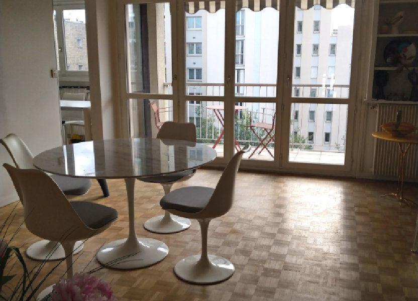 Appartement à louer 85m2 à Paris 13