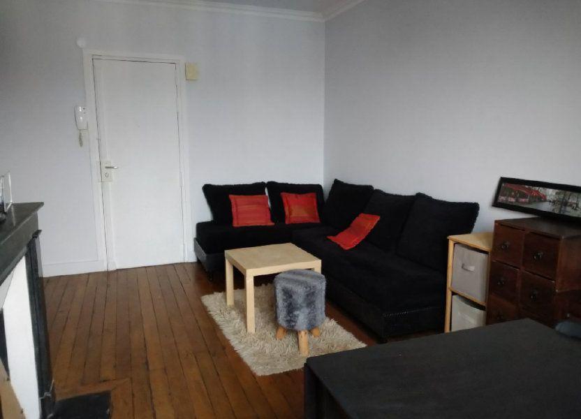 Appartement à louer 39m2 à Paris 13