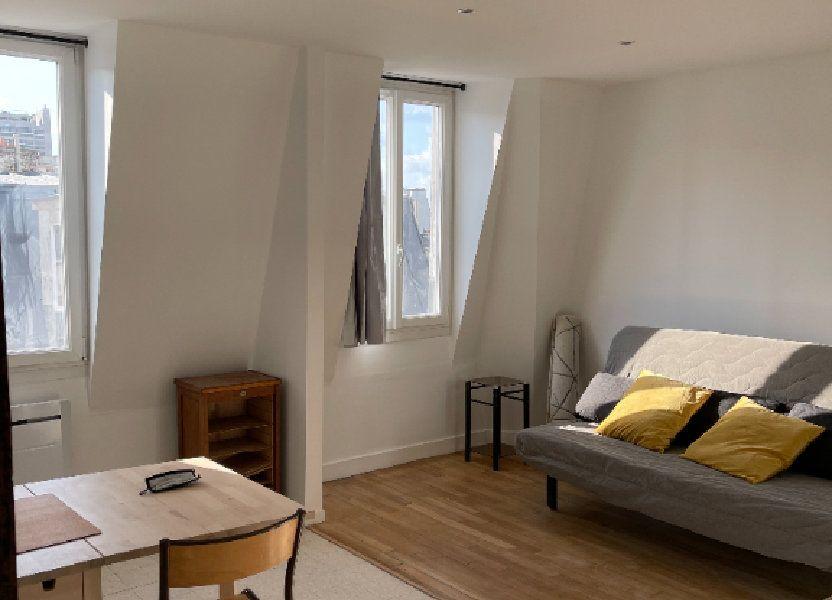 Appartement à louer 22m2 à Paris 11