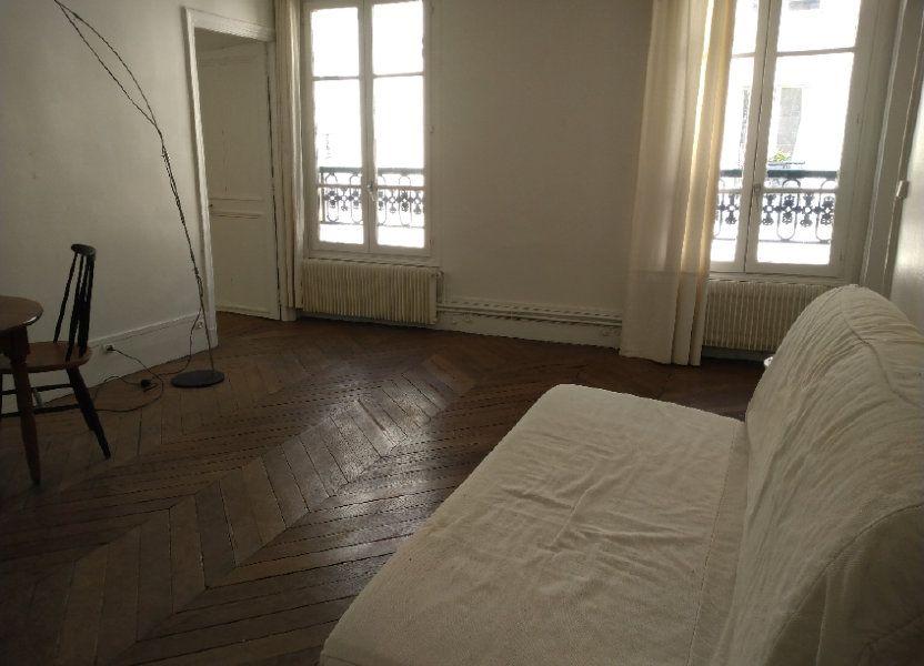 Appartement à louer 51m2 à Paris 10