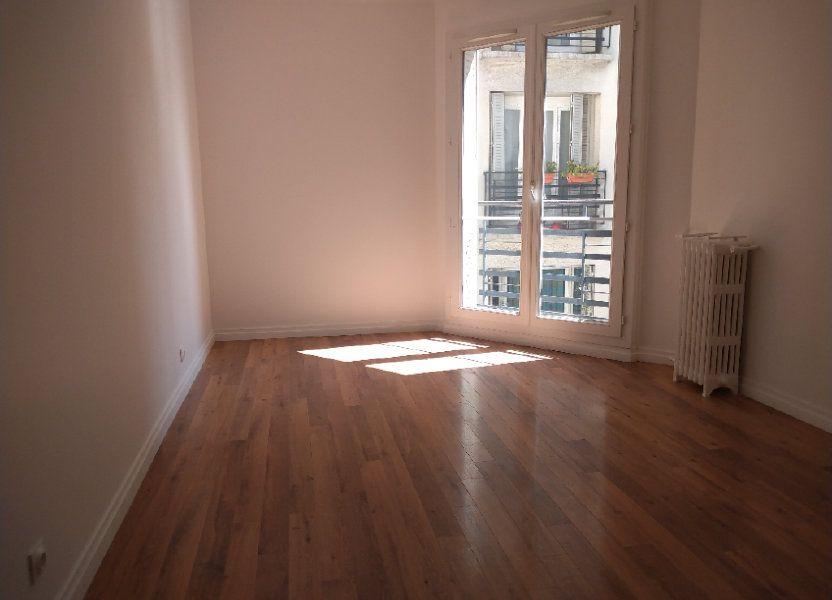 Appartement à louer 52m2 à Paris 16