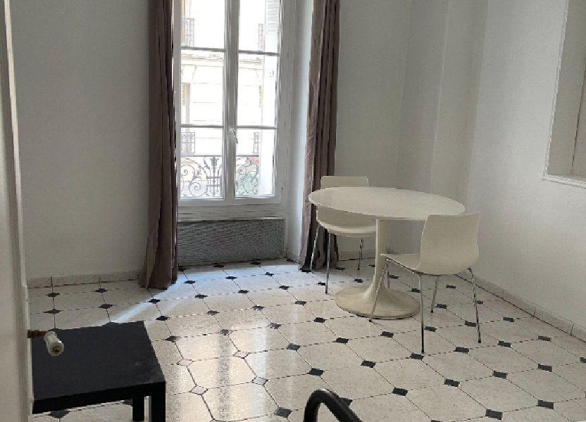 Appartement à vendre 39m2 à Paris 13