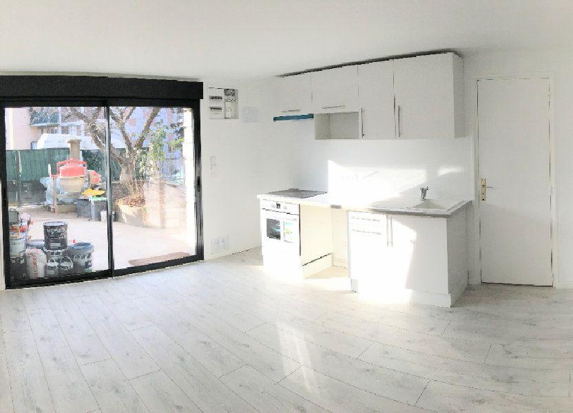 Appartement à louer 39m2 à Arcueil