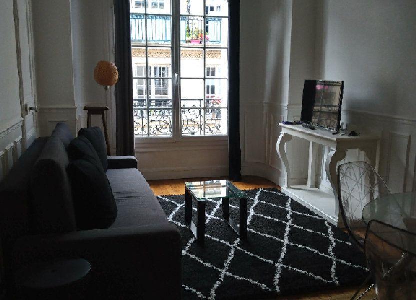 Appartement à louer 45m2 à Paris 18