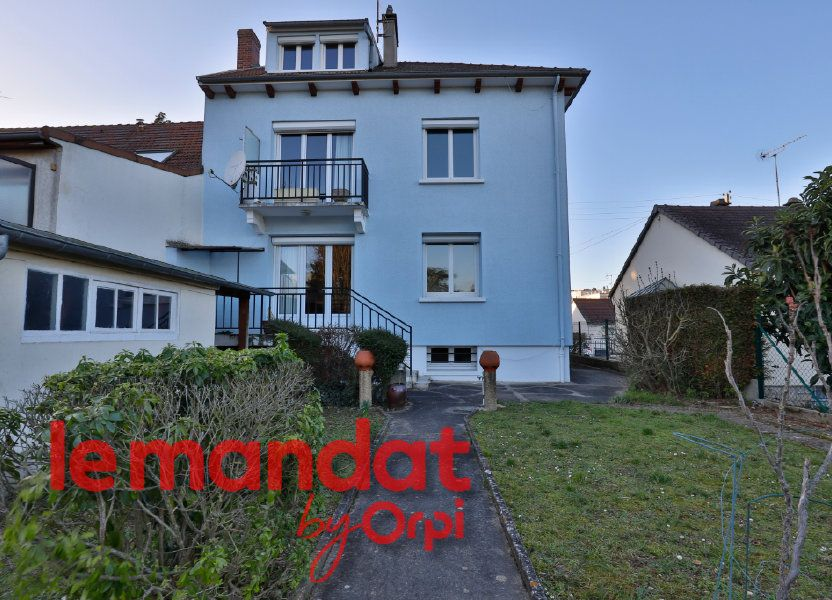 Maison à vendre 140m2 à Mantes-la-Jolie