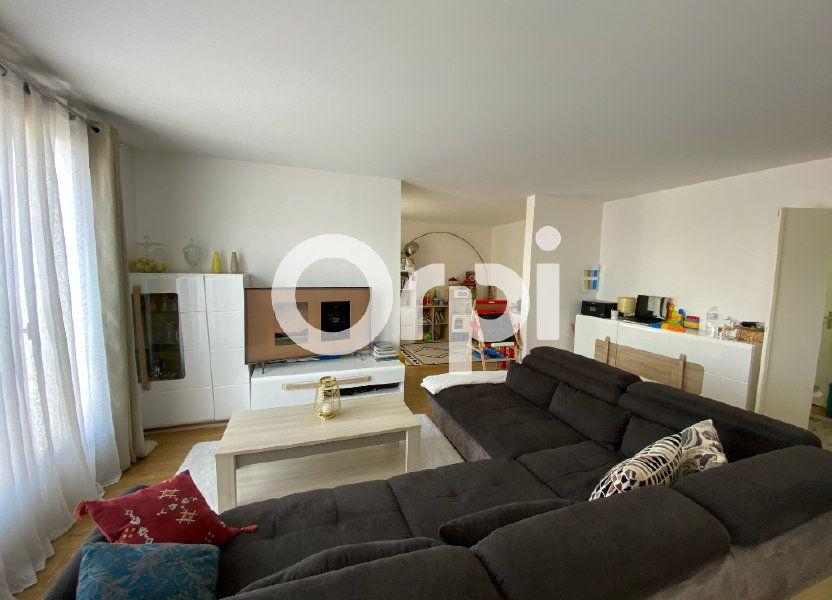 Appartement à vendre 80.94m2 à Mantes-la-Jolie