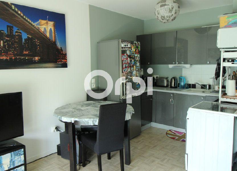 Appartement à vendre 55.28m2 à Mantes-la-Jolie