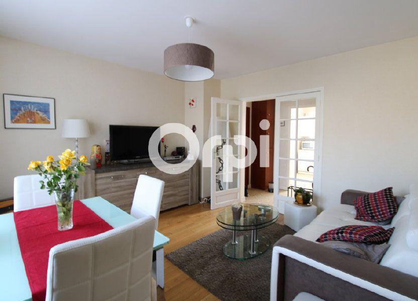 Appartement à vendre 62.26m2 à Mantes-la-Jolie