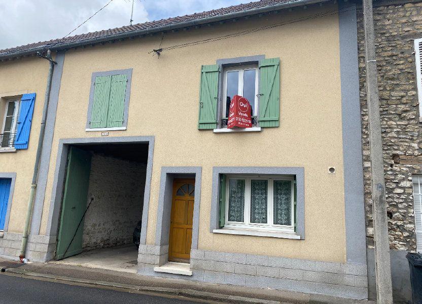 Maison à vendre 140m2 à Mantes-la-Ville