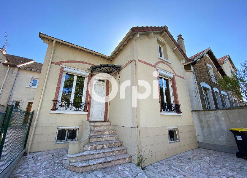 Maison à vendre 90m2 à Mantes-la-Jolie