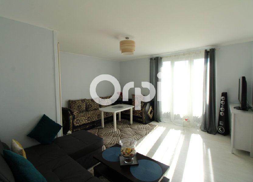 Appartement à vendre 56.65m2 à Mantes-la-Jolie