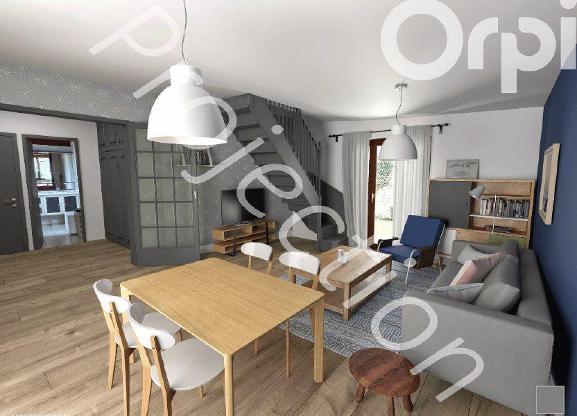 Maison à vendre 82m2 à Rosny-sur-Seine
