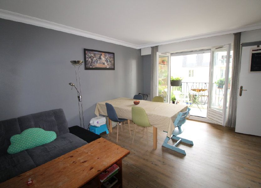 Appartement à vendre 81.45m2 à Mantes-la-Jolie