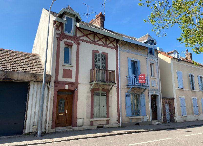 Maison à vendre 120m2 à Mantes-la-Jolie