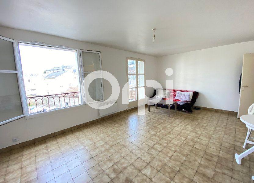 Appartement à vendre 49.29m2 à Mantes-la-Jolie