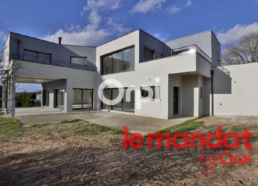 Maison à vendre 260m2 à Saint-Martin-la-Garenne