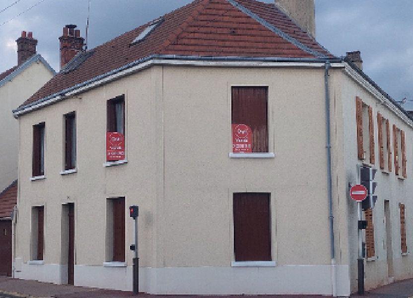 Maison à vendre 85m2 à Mantes-la-Ville