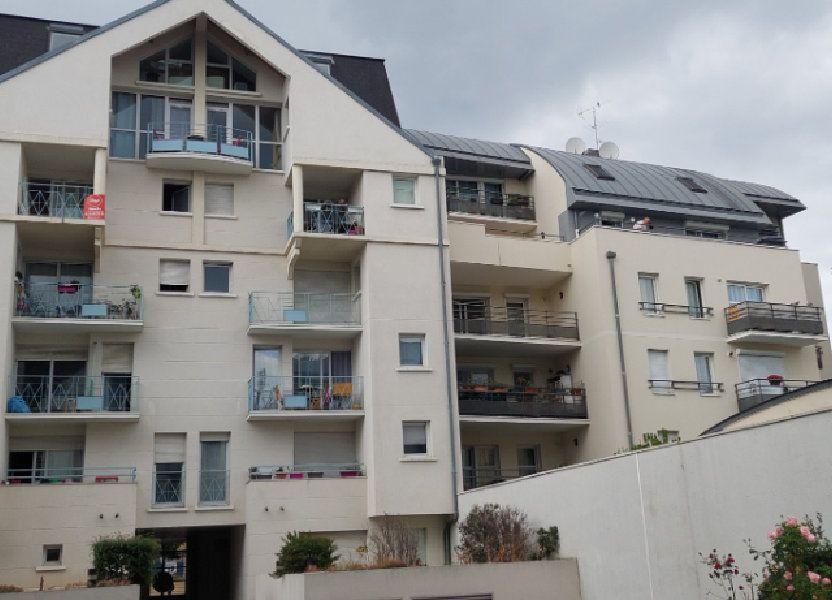 Appartement à vendre 69.62m2 à Mantes-la-Jolie