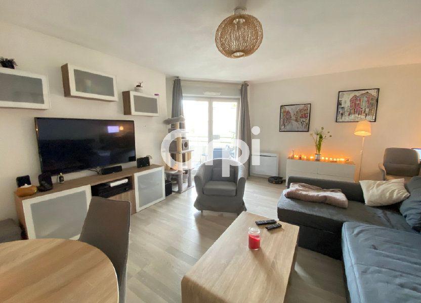 Appartement à vendre 62m2 à Mantes-la-Jolie