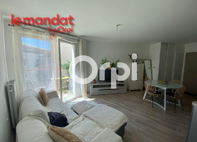 Appartement à vendre 40.78m2 à Mantes-la-Jolie