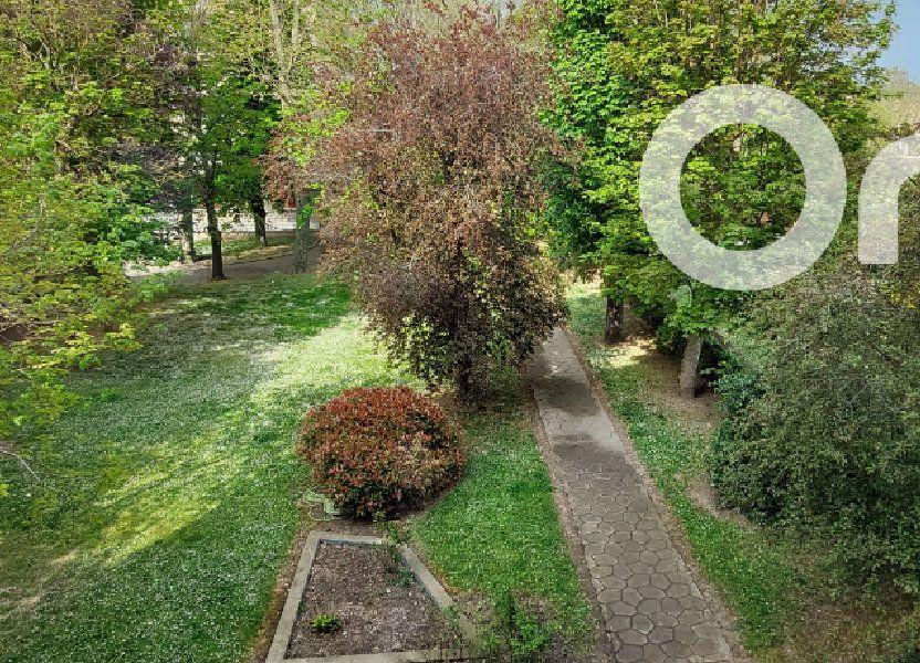 Appartement à vendre 74m2 à Mantes-la-Jolie