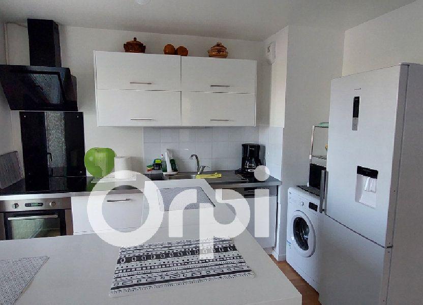 Appartement à vendre 59m2 à Mantes-la-Ville