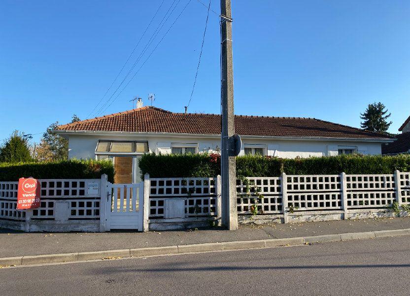 Maison à vendre 105m2 à Mantes-la-Jolie