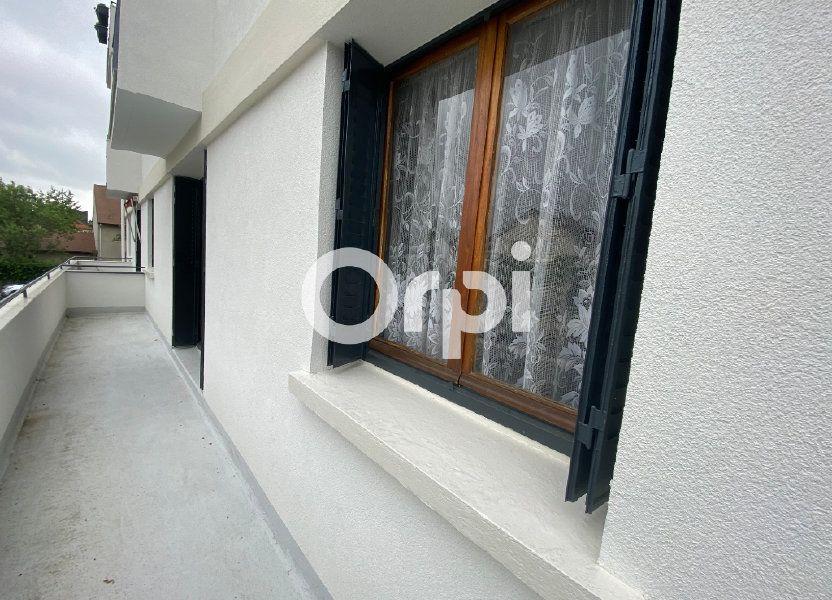 Appartement à vendre 69.16m2 à Mantes-la-Ville