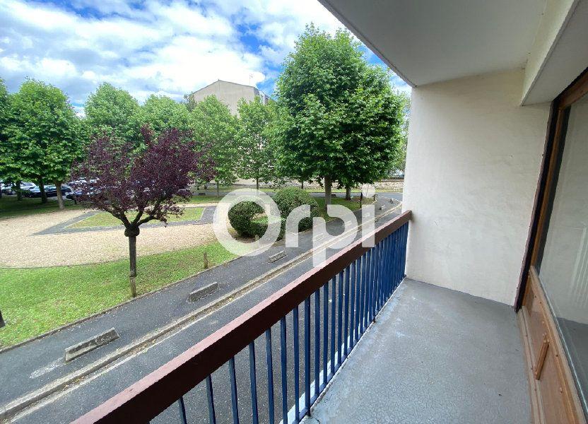 Appartement à vendre 70.47m2 à Mantes-la-Jolie