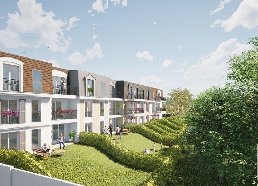 Appartement à vendre 60.8m2 à Le Mesnil-le-Roi
