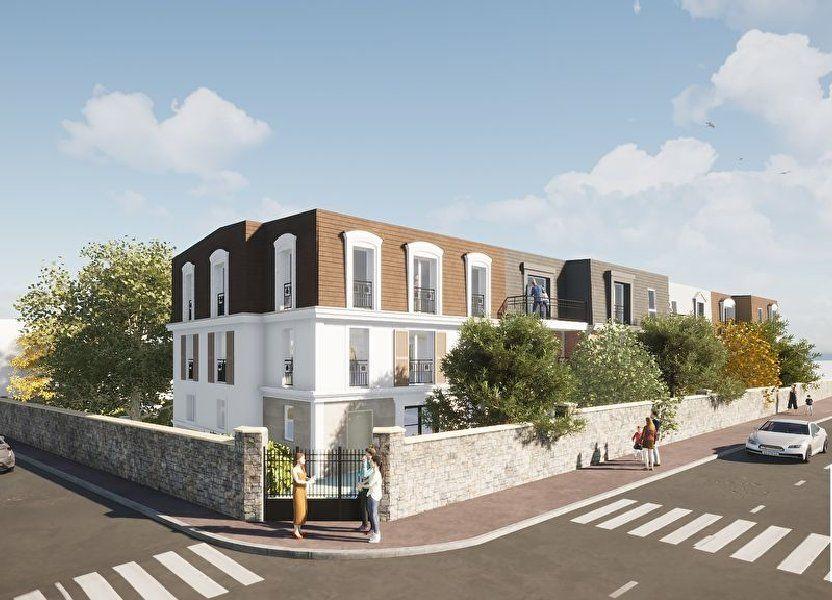 Appartement à vendre 57m2 à Le Mesnil-le-Roi