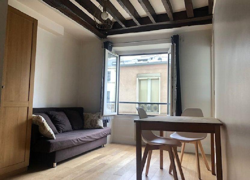 Appartement à louer 16.41m2 à Paris 17