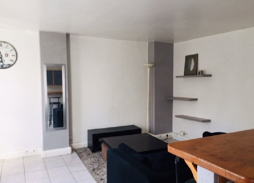 Appartement à louer 38.91m2 à Paris 17