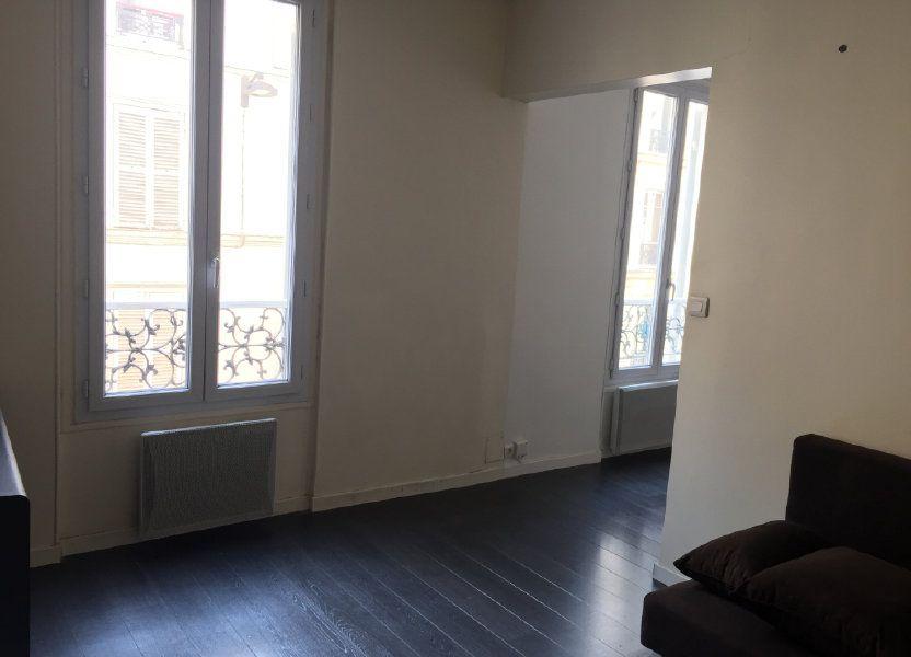 Appartement à louer 28.62m2 à Paris 17