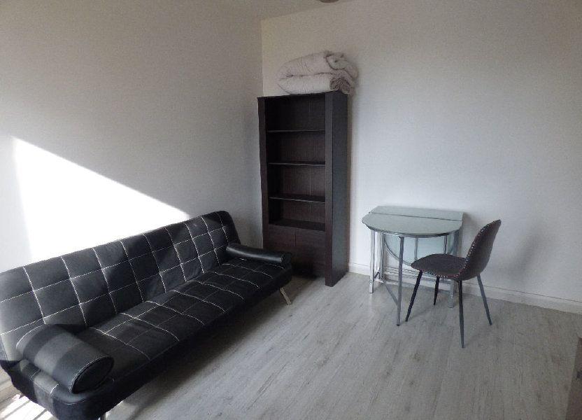 Appartement à louer 16.6m2 à Paris 18