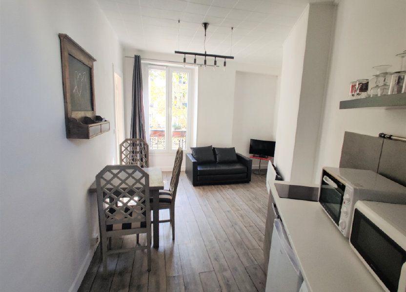 Appartement à vendre 28.01m2 à Paris 17