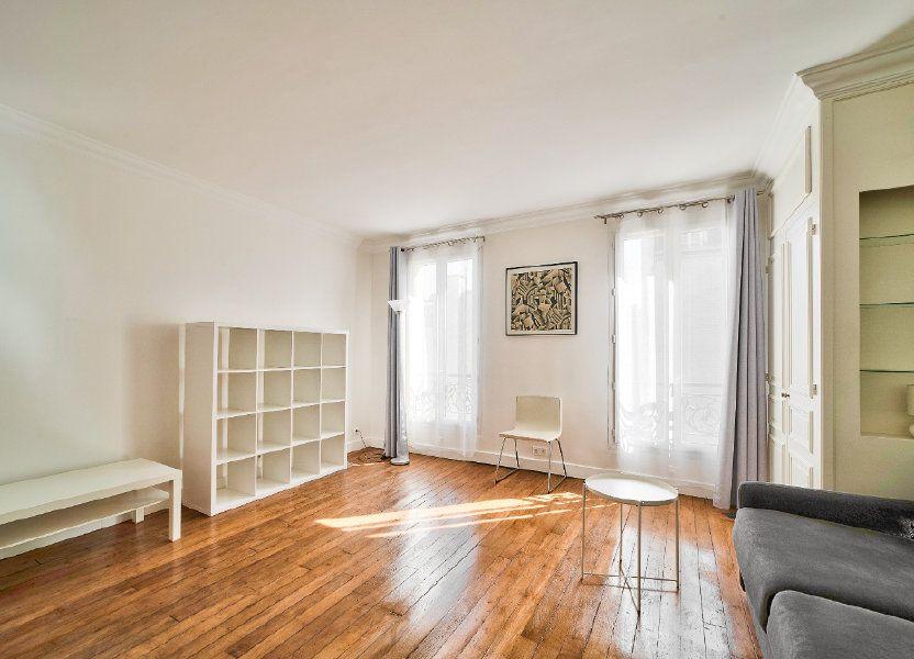 Appartement à louer 32.02m2 à Paris 17
